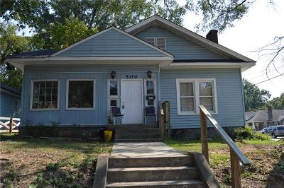 Greensboro Single Family Home For Sale: 500 Andrew Street