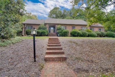 High Point Single Family Home For Sale: 1311 Robin Hood Road