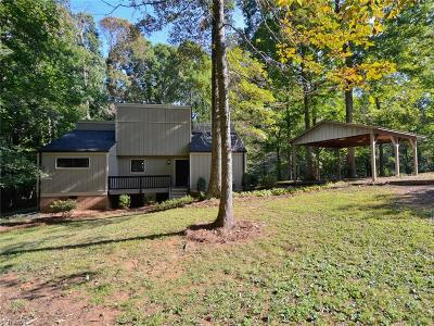 Winston Salem Single Family Home For Sale: 256 Valley Drive