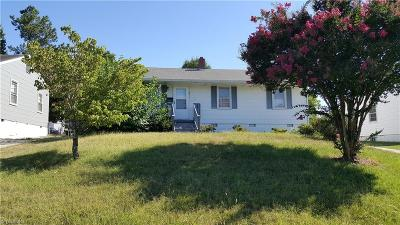 High Point Single Family Home For Sale: 425 Carey Avenue