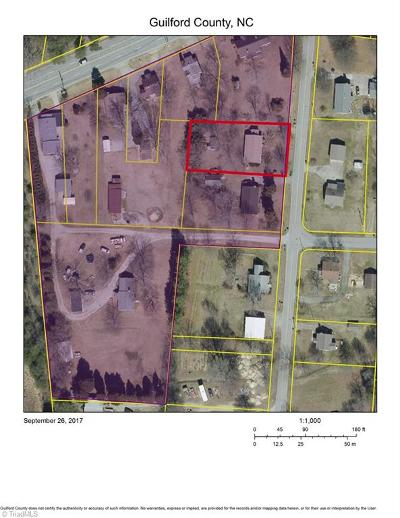 Guilford County Commercial Lots & Land For Sale: 2203 Mitchell Avenue