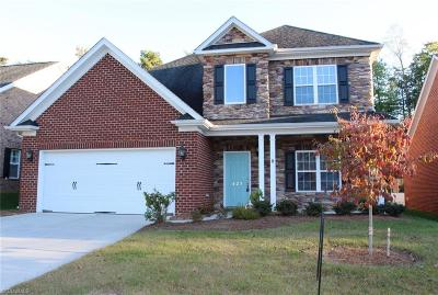 Kernersville Single Family Home For Sale: 625 Woodlake Park Drive