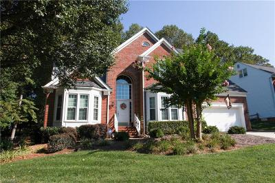 Greensboro NC Single Family Home For Sale: $310,000