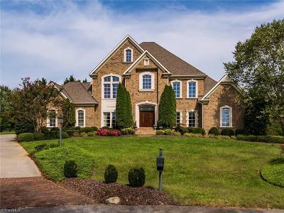 Single Family Home For Sale: 7209 Henson Farm Way