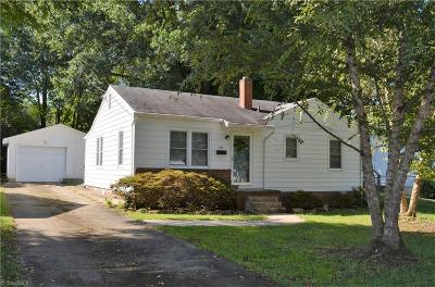 High Point Single Family Home For Sale: 616 E State Avenue