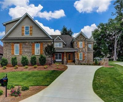 Single Family Home For Sale: 2504 Duck Club Road
