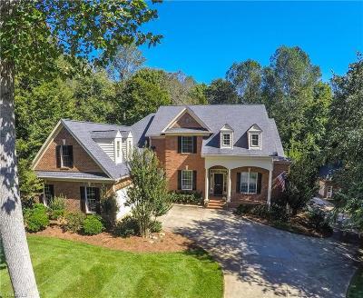Greensboro Single Family Home For Sale: 408 Autumn Ridge Court