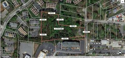 Greensboro Residential Lots & Land For Sale: 917 Pilgrims Church Road