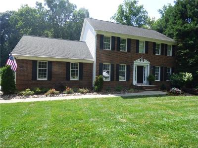 Statesville Single Family Home For Sale: 342 W Gleneagles Road W