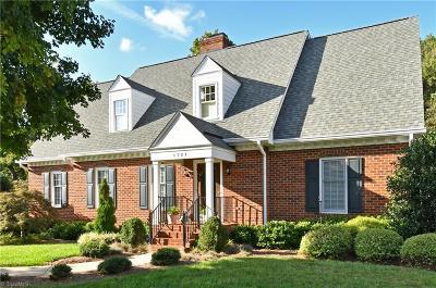 Winston Salem Single Family Home For Sale: 1321 Thornhill Lane