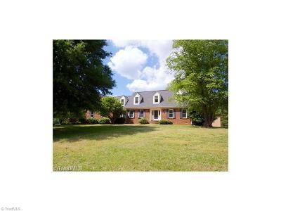 Oak Ridge Single Family Home For Sale: 8386 W Harrell Road
