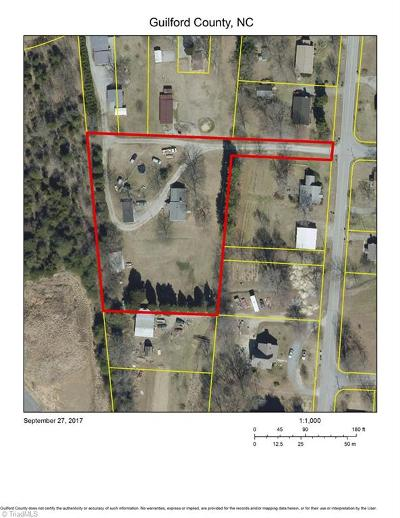 Guilford County Commercial Lots & Land For Sale: 2111 Mitchell Avenue