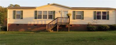 Reidsville NC Manufactured Home For Sale: $84,900