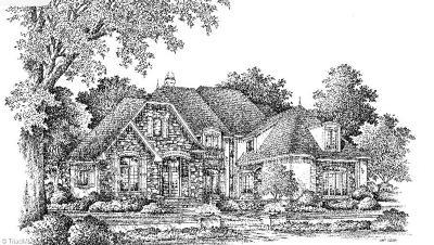 Oak Ridge NC Single Family Home For Sale: $850,000