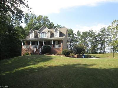 Clemmons Single Family Home For Sale: 405 Ada Lane