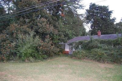 Greensboro Residential Lots & Land For Sale: 4623 Tower Road