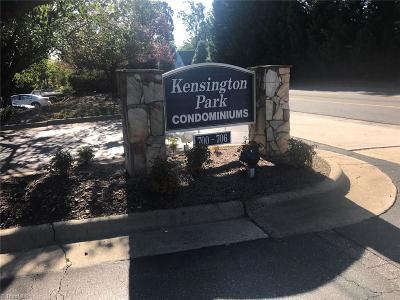 Greensboro NC Condo/Townhouse For Sale: $58,900