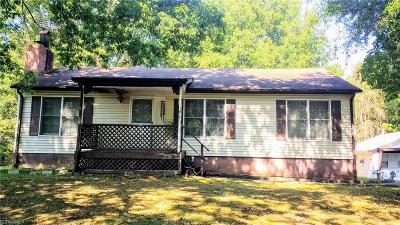 Clemmons Single Family Home For Sale: 6915 Wishon Road
