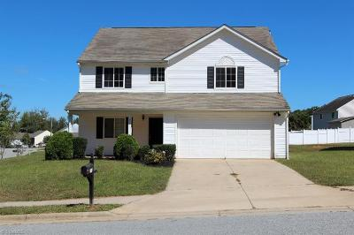 Browns Summit Single Family Home For Sale: 901 Townsend Farm Drive