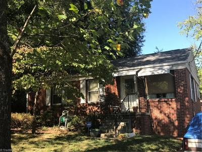 Guilford County Single Family Home For Sale: 4202 Princeton Avenue