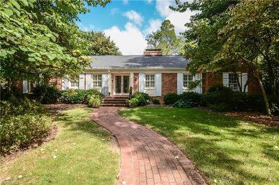 Irving Park Single Family Home For Sale: 2302 Danbury Road