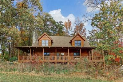 Caswell County Single Family Home For Sale: 281 Dove Road