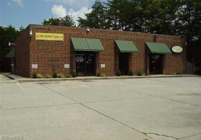 High Point Commercial Due Diligence Period: 2918 N Main Street