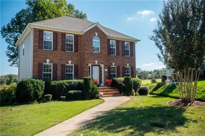 Advance Single Family Home For Sale: 139 Lonetree Circle
