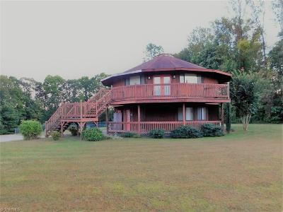 Reidsville Single Family Home For Sale: 264 Penn Lake Drive