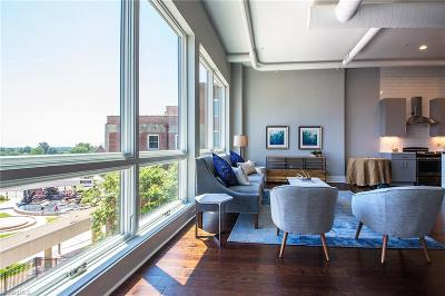 Winston Salem Condo/Townhouse For Sale: 400 W 4th Street #401