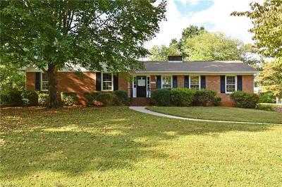 Single Family Home For Sale: 3840 Tangle Lane