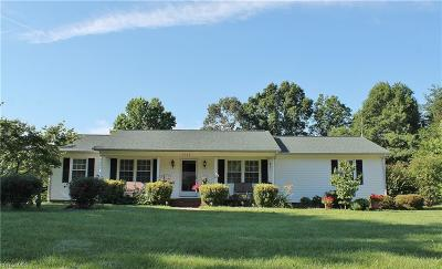 Kernersville Single Family Home For Sale: 5165 Beulah Lane