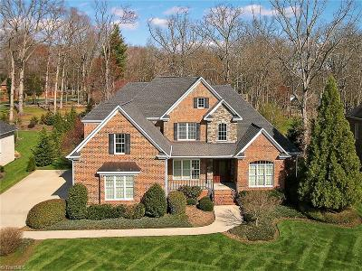Single Family Home For Sale: 3303 Sutton Oaks Lane