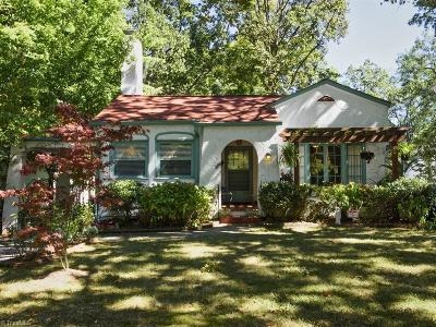 Greensboro Single Family Home For Sale: 307 S Tremont Drive