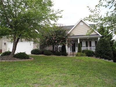 Waterbury Single Family Home For Sale: 6607 Barton Creek Court