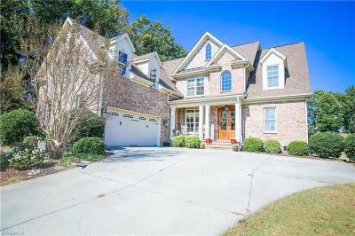 Kernersville Single Family Home For Sale: 9925 Squire Manor Court