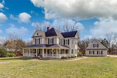 Whitsett Single Family Home For Sale: 7204 Whitsett Park Road