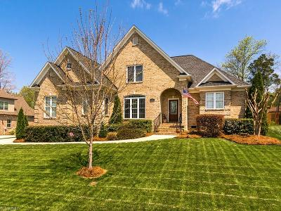 Alamance County Single Family Home For Sale: 4111 Dublin Court
