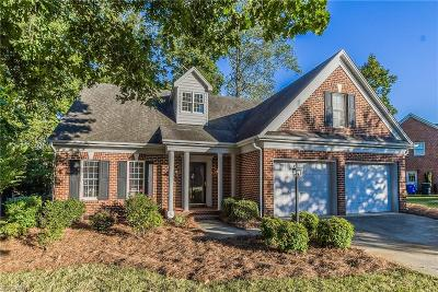 Kernersville Single Family Home For Sale: 909 Wimberly Way Court