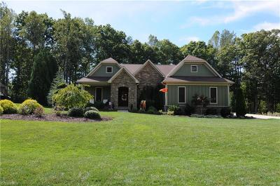 Stokesdale Single Family Home For Sale: 180 Topside Court