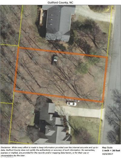 High Point Residential Lots & Land For Sale: 3917 Brandywine Street