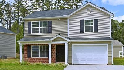 Whitsett Single Family Home For Sale: 6504 Shadwell Court