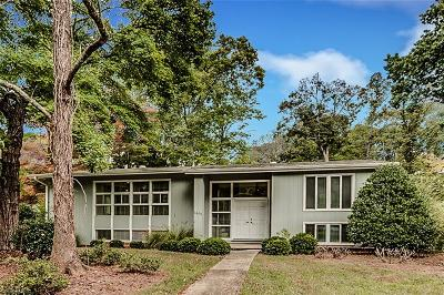 Greensboro Single Family Home For Sale: 1601 Red Forest Road
