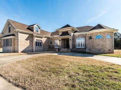 Julian NC Single Family Home For Sale: $745,000