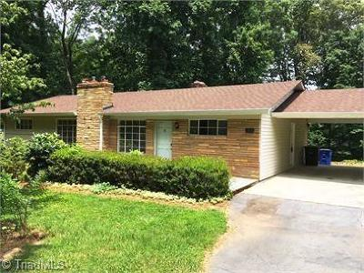 Single Family Home For Sale: 3201 Midkiff Road
