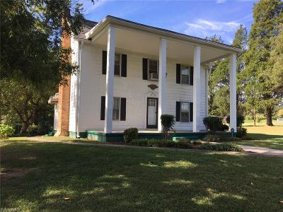 Winston Salem Single Family Home Due Diligence Period: 505 Concrete Works Road