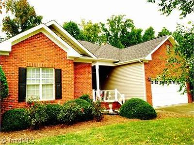 Advance Single Family Home For Sale: 123 N Niblick Court