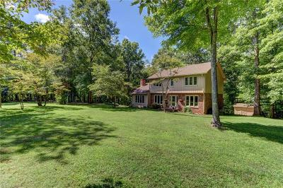 Stoneville Single Family Home For Sale: 140 Tomlin Creek Lane