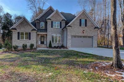 Browns Summit Single Family Home For Sale: 5493 Yanceyville Road