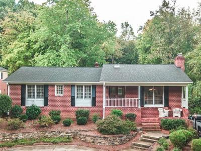 Greensboro Single Family Home For Sale: 617 Kimberly Drive